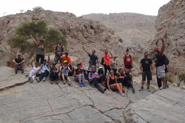 Adventurati Outdoors Obstacle Challenge Hike - Intermediate