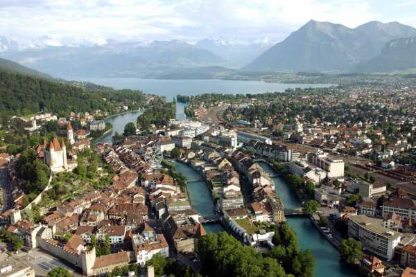 Interlaken Tourismus Stadtführung: Altstadtperlen entdecken (deutsch)