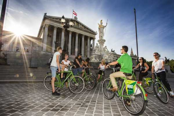 Vienna Explorer - Tours and Day Trips Private Vienna Bike Tour