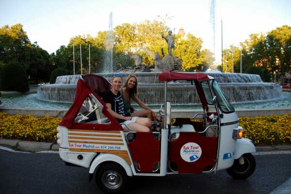 Urban Safari Tours Tuk Tuk: Todo Todito