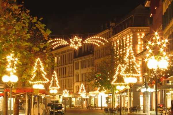 Interlaken Tourismus Stadtführung: Adventsbummel in Thun (deutsch)