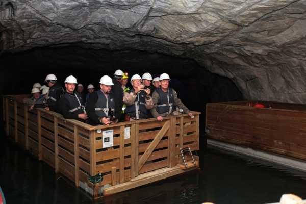 Bergtatt Visit the marble mines of Bergtatt