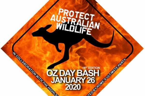 Best of Rome Ltd. Australia Day 2020 in Rome