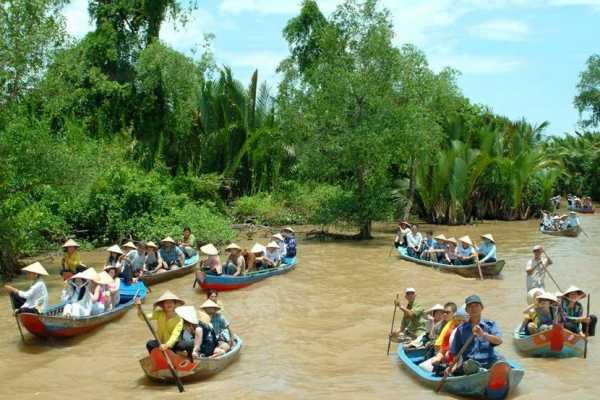 OCEAN TOURS Mekong Delta & Cuchi tunnels 1 day