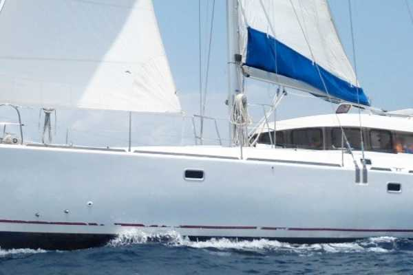 Cacique Cruiser BOAT TO PANAMA - Amande sailboat