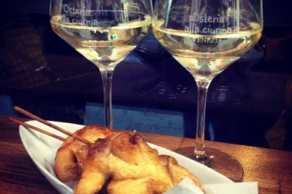 CICCHETTI AND WINE IN VENICE - HOTEL