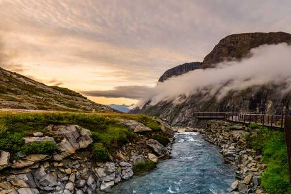 Norway Excursions Andalsnes Private - Trollstigen and Trollveggen