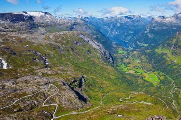 Norway Excursions Geiranger Private - Mount Dalsnibba and Eagle Road
