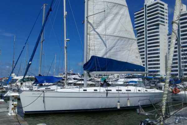 Cacique Cruiser BOAT TO COLOMBIA - Koala X Monohull