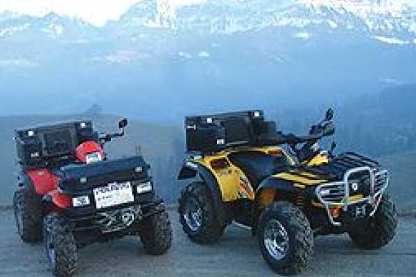 Guided Tour with Quads and Buggies