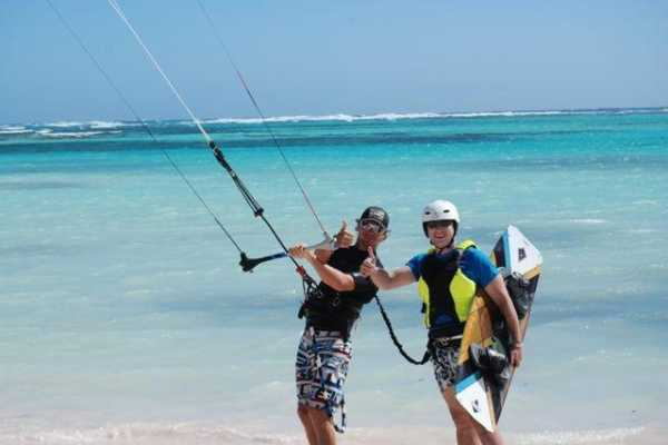 Kite Club Punta Cana 3 Day Private Lessons P123