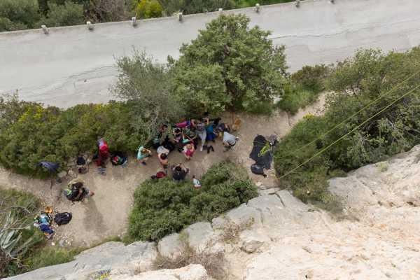 Iris Adventures Croatia Rock climbing Split