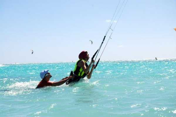 Kite Club Punta Cana Group Kite Boarding Lessons D2  3hours