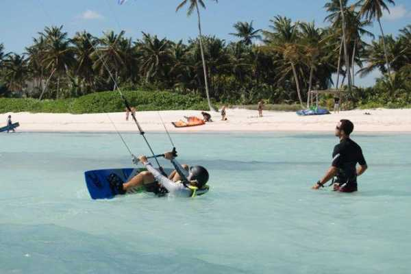 Kite Club Punta Cana Group Kite Boarding Lessons D3/D4