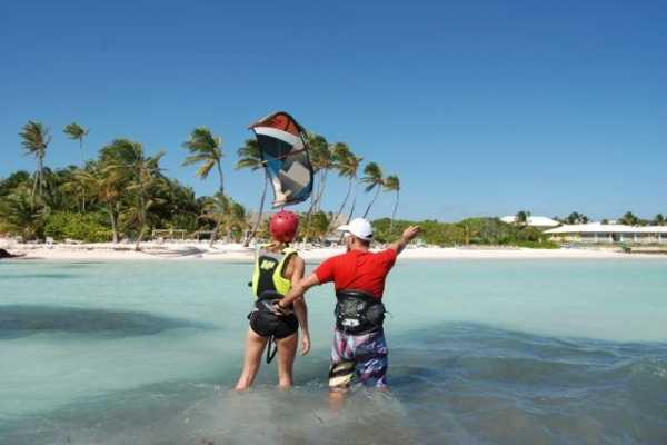 Kite Club Punta Cana 3 day Group Kite Boarding Lessons D123