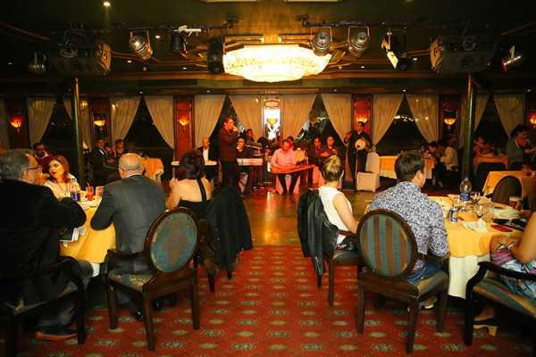 EMO TOURS EGYPT Nile Maxim Cruise In Cairo