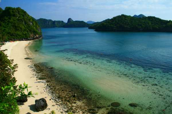 AMICI MIEI PHUKET TRAVEL AGENCY MU KO ANG THONG NATIONAL PARK TOUR AM126