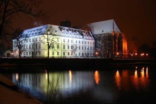 Wroclaw Sightseeing Tours Sunset cruise and dinner
