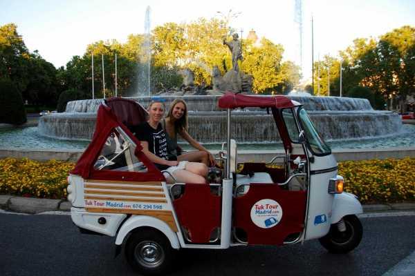 Urban Safari Tours Tuk Tuk : Alquiler por días
