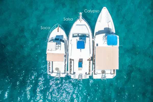 Aquanauts Grenada 1 Tank Afternoon boat trip