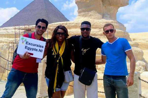 Excursies Egypte Cairo day tour from Hurghada by bus