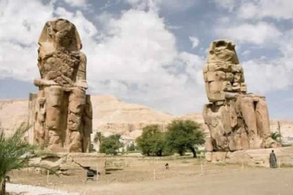 Excursies Egypte Luxor day tour from Hurghada
