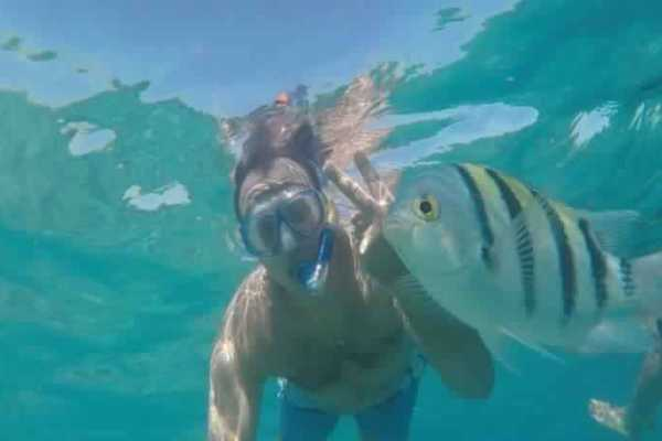 Excursies Egypte Snorkeling trip at Sharm el Naga bay from Hurghada