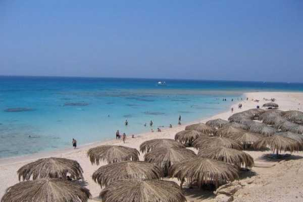Excursies Egypte Mahmya Island Day Snorkeling Tour from Hurghada