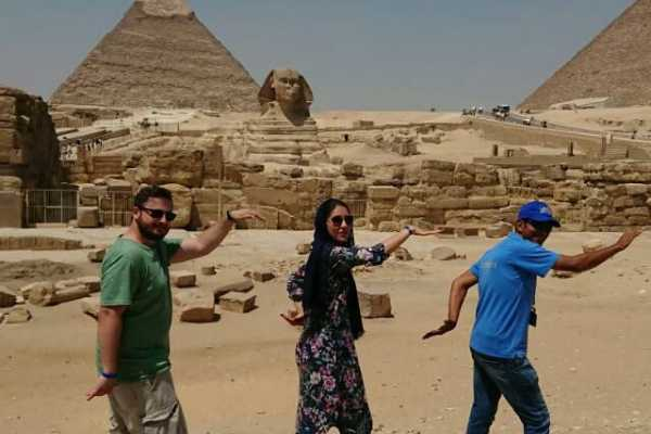 Excursies Egypte Day Trip to Cairo by Bus