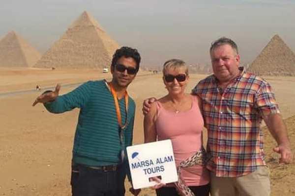 Marsa alam tours Cairo Tour from Sahel Hashish by Flight