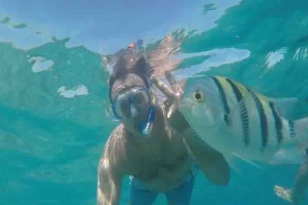 Excursies Egypte Snorkeling trip at Sharm el Naga bay from El Gouna