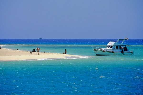 Excursies Egypte Giftun Island Snorkeling Day Trip from Hurghada