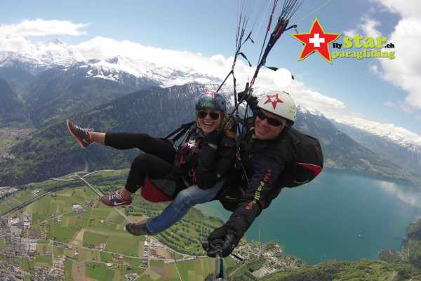 Star Paragliding, Switzerland 3 - THE HIGH STAR