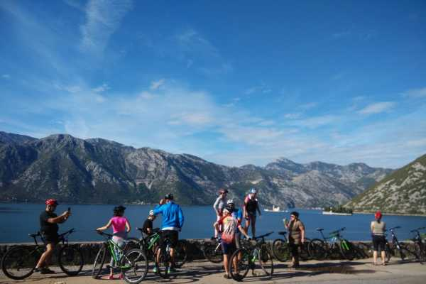 FeelMontenegro Selfguided cycling: Bay of Kotor