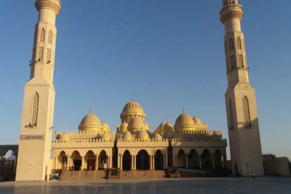 Excursies Egypte Hurghada stadstour vanuit Makadi
