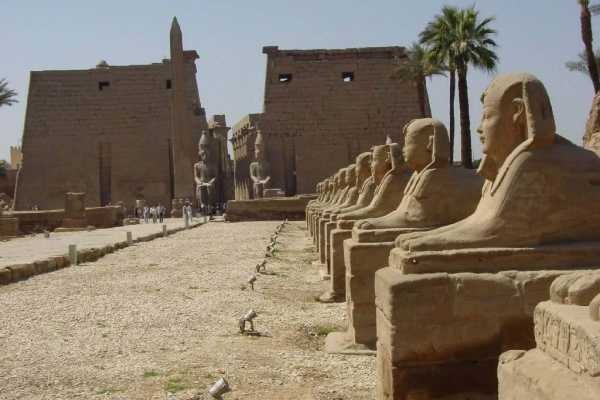 Excursies Egypte Luxor Private day tour from Makadi bay