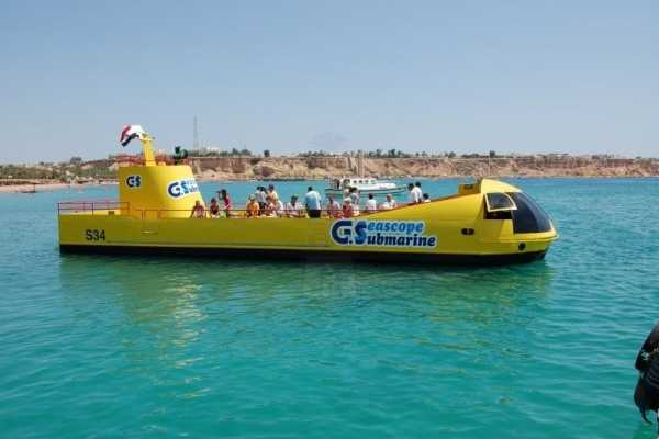Excursies Egypte Seascope  Hurghada-Semi Submarine,Book now Online