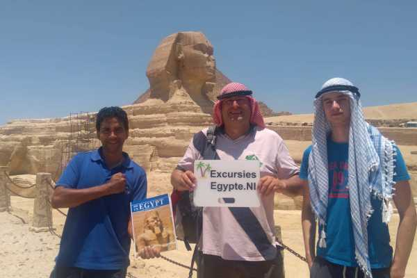 Excursies Egypte Cairo Day Tour From El Gouna  By Flight