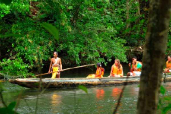 Aventuras 2000 Masones - Embera Indian Culture Tour