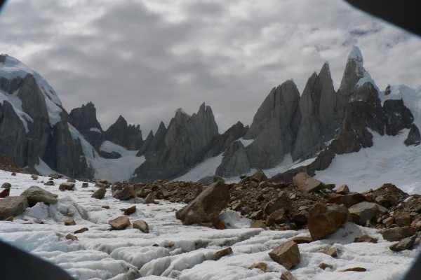 Patagonia Hikes Vuelta Al Campo de Hielo Patagonico con Ascencion Al Co. Gorra Blanca. Sur 8 dias.
