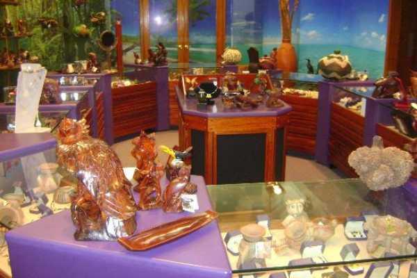 Aventuras 2000 IAHR - Shopping Paradise + Reprosa Museum