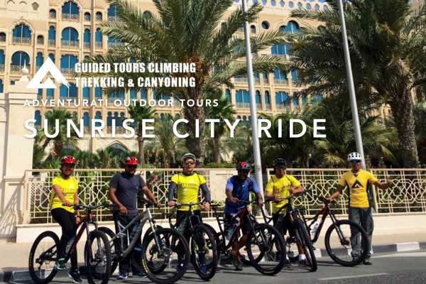 Sunrise City Ride - RAK