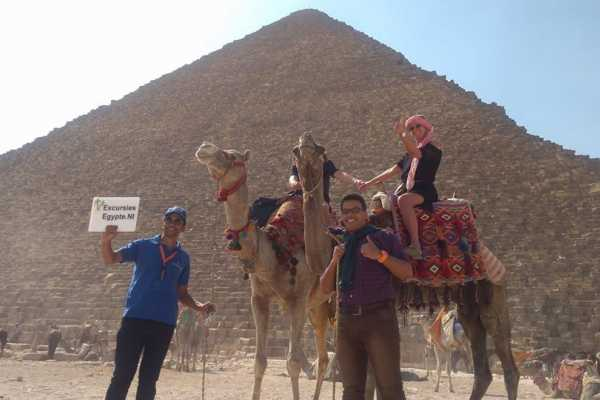 Excursies Egypte Cairo and Luxor two days from El Gouna