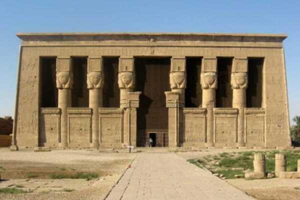 Excursies Egypte Dendera dag excursie vanuit El Gouna  met een Prive auto
