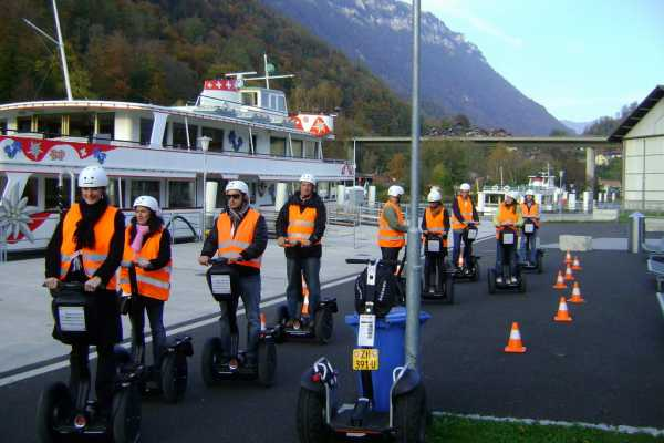 Segway City Tours Segway Tour Interlaken