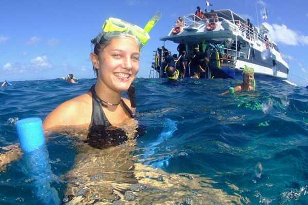 Excursies Egypte Excursion de plongée en apnée à Ras Mohammed en bateau depuis Charm el-Cheikh