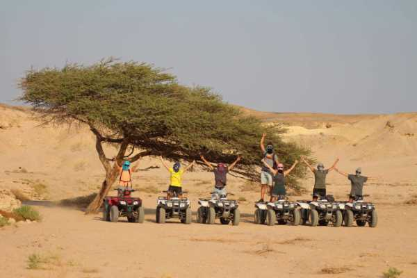 Excursies Egypte Aladin Morning Safari van Marsa Alam