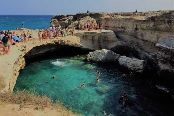Destination Apulia BEACH TOUR ADRIATIC OR JONIO