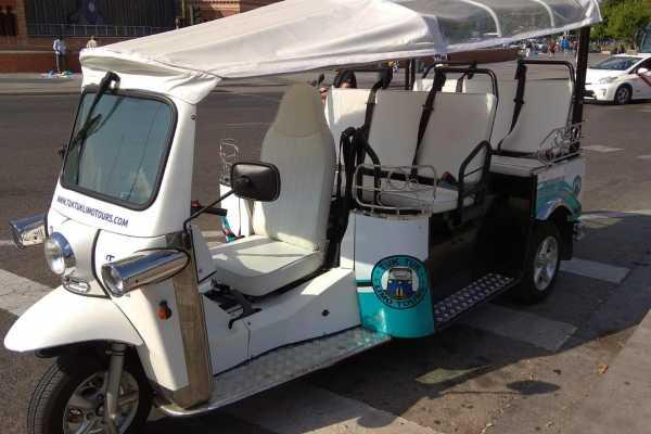Urban Safari Tours Tuk Tuk 4: La Latina!!