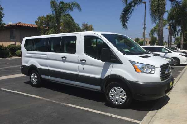 Dream Vacation Builders Private Van Service Transit Connect 1-10 People